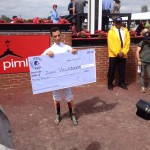 Johnny V XPressBet Jockey challenge winner