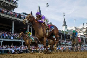 Horse Racing 2012 - I'll Have Another Wins Kentucky Derby